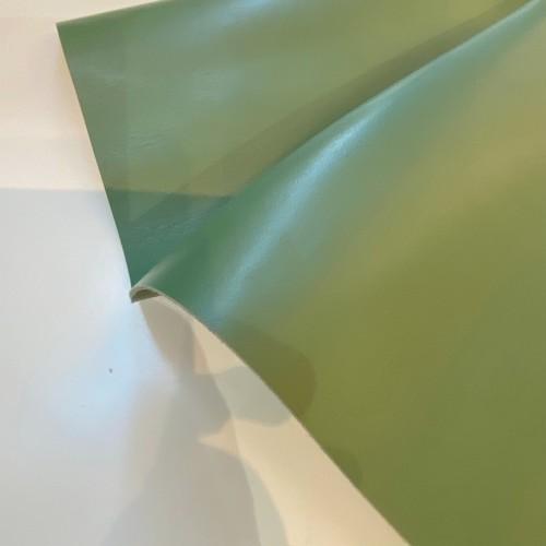 【切り革(カットレザー)】牛革36cm×36cm(ピスタチオグリーン#22)