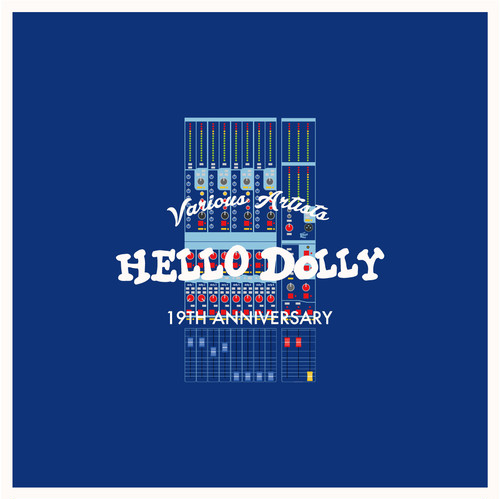 【SOLD OUT】V.A HELLO DOLLY 19TH ANNIVERSARY