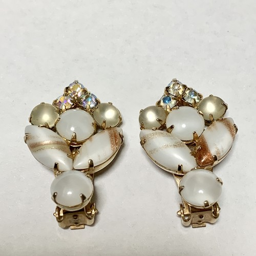 Vintage Juliana Earrings ⑤