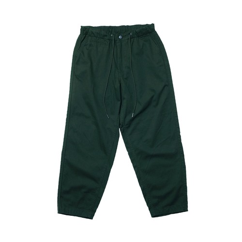 EVISEN EASY AS PIE PANTS OLIVE L エビセン パンツ