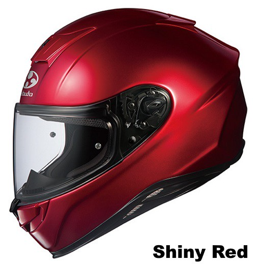 OGK AEROBLADE-5 Shiny red