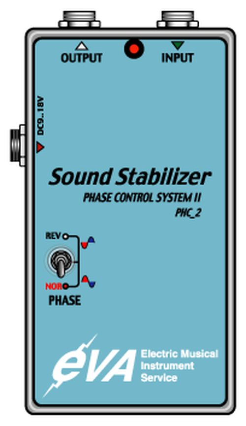 Phase Control System(PHC-1)  (位相 切り替器)