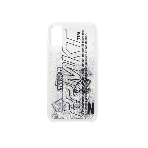 Gritter iPhone Case