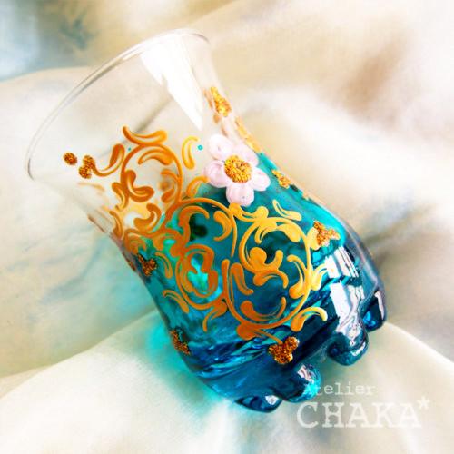 チャイグラス/アーモンドの花
