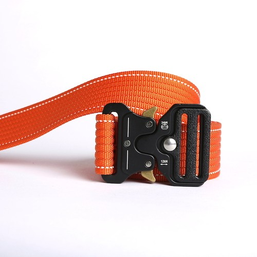 NYLON BELT / ORANGE