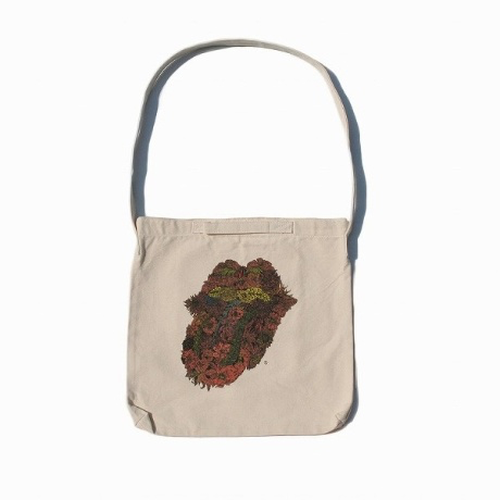 The Rolling Stones x Hirotton 'Flower' Tote bag