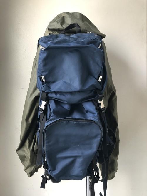 PRADA /  V136 backpack -navy-