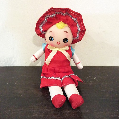 デッドストックの文化人形(大・A)