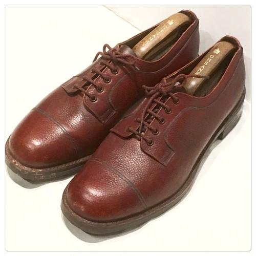 1960s Tebbutt & Taylor × W.Mason Oxford Shoe
