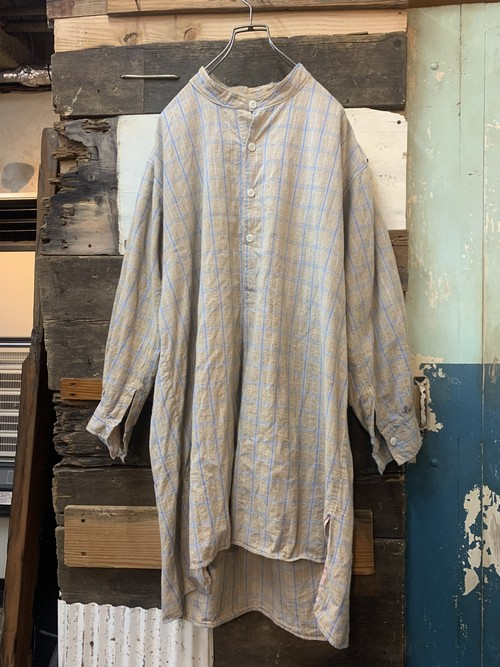 1930-40's french farmers shirt