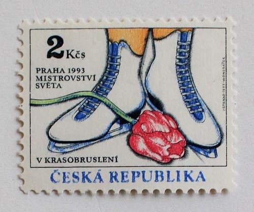 フィギュアスケート / チェコ 1993