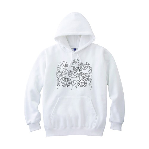 Kids Dove in Your Mind (Hoodie w)