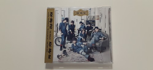 Kis-My-Ft2 Kis-My-1st 初回限定盤A 【CD】
