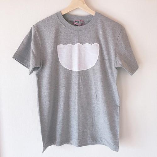 ぎょーざTシャツ(グレー)
