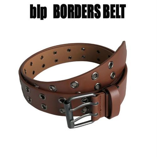 blp ボーダーズベルト ブラウン 腰履きに最適な120cm スノーボード・ストリートに