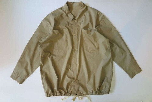 DOCTOR SHIRTS-CORD_LS BEIGE