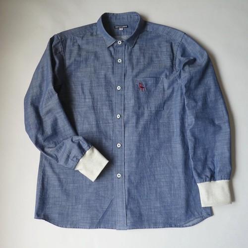 ご予約受付中 HOME ワークシャツ サイズ3(大きいサイズ)