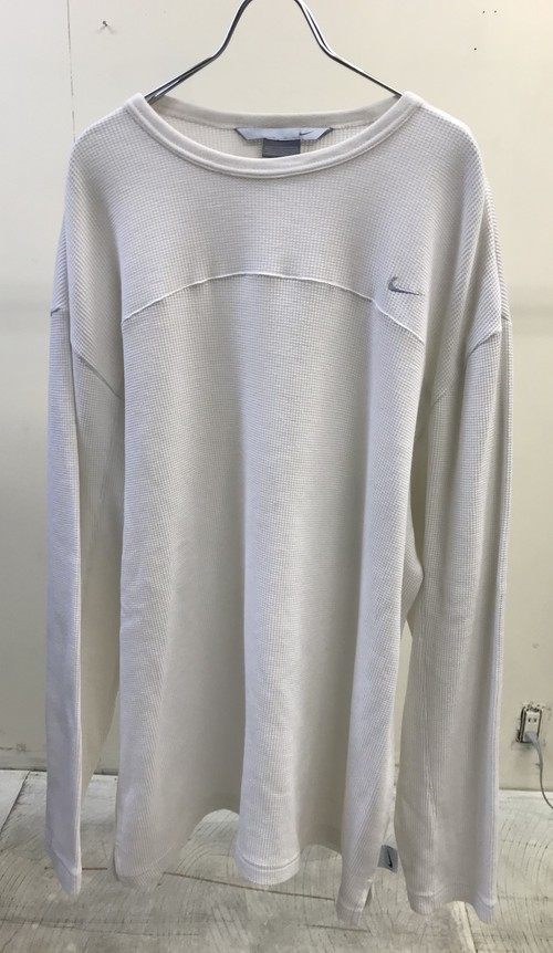 2000s NIKE OVERSIZED FOOTBALL L/S T SHIRT