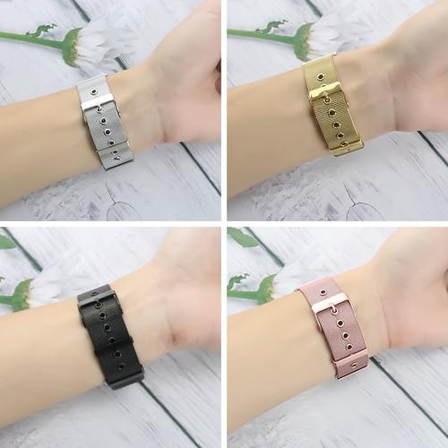 ステンレス メタル 選べるカラフルメタル アップルウォッチ 替えバンド ベルト Apple Watch belt 38mm/42mm/40mm/44mm ★ [MM001]