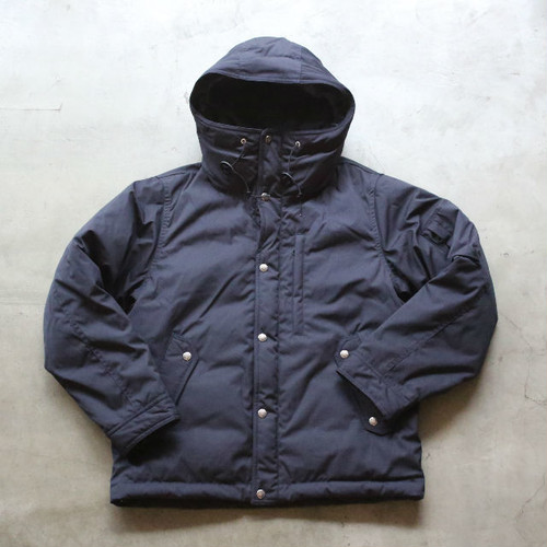 THE NORTH FACE PURPLE LABEL 65/35 Mountain Short Down Parka DARK NAVY