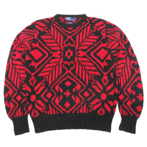 POLO by RALPH LAUREN NATIVE HAND KNIT
