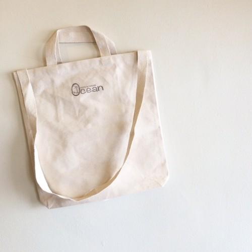 Oceanオリジナル☆2wayキャンバスバッグ