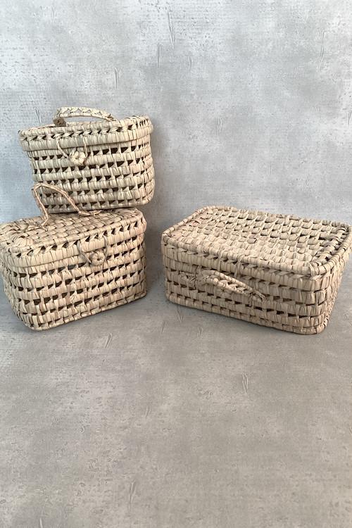 Aquatic plant basket small