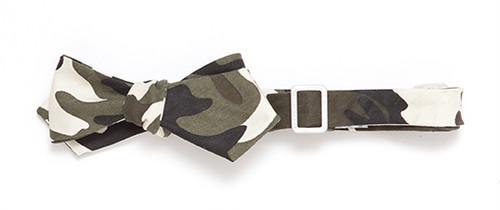 ニュートラル カモフラージュ ボウタイ Locust Camouflage Bow Tie