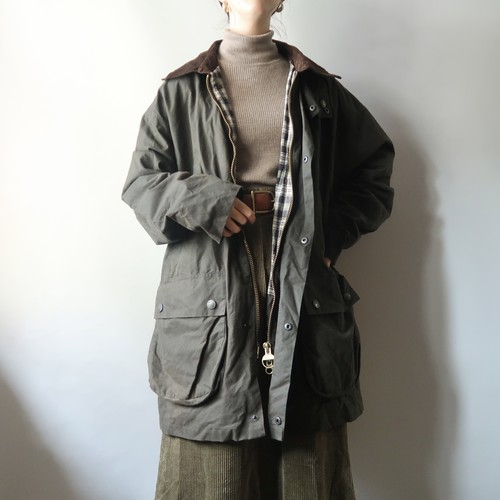 Mc Orvis oiled jacket