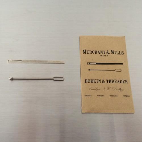 Merchant & Mills / bodkin & threader