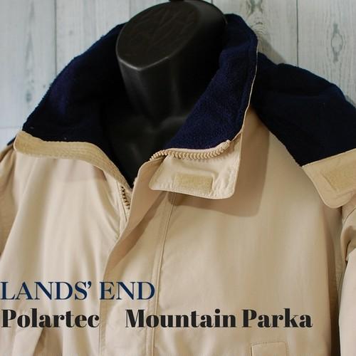 90's Land'sEnd(ランズエンド) マウンテンパーカーRankC