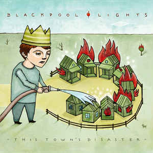 【USED】BLACKPOOL LIGHTS / THIS TOWN'S DISASTER