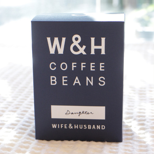 WIFE&HUSBAND COFFEE ブレンド DAUGHTER(200g)