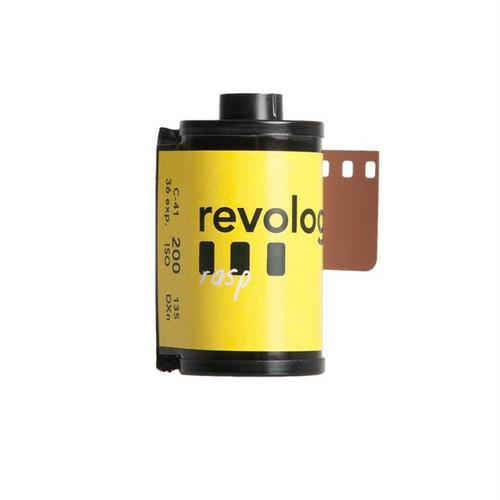 【カラーネガフィルム 35mm】Revolog(レボログ)Rasp 36枚撮り