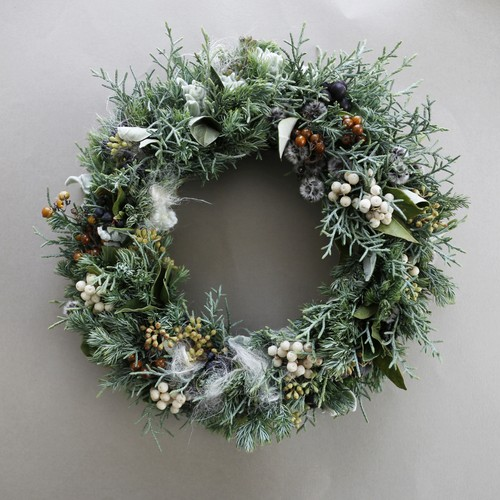 Wreath for Christmas!