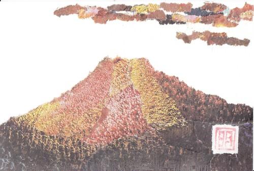 A49 赤富士