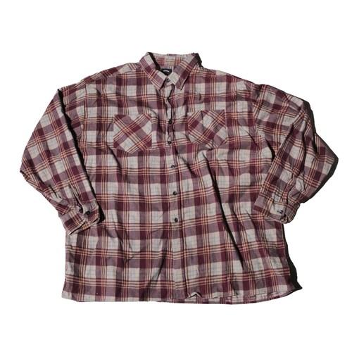BurgundyCheckShirts