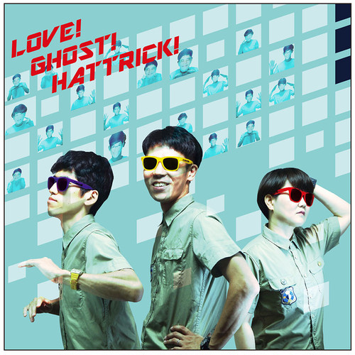 Single CD『LOVE! GHOST! HATTRICK!』