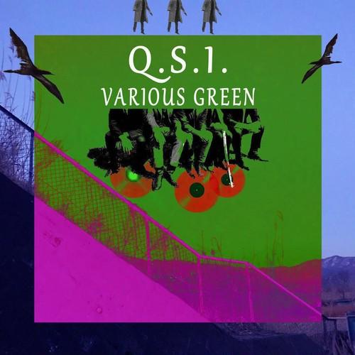 Q.S.I - VARIOUS GREEN [CD-R]