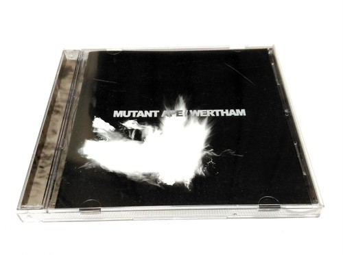 [USED] Mutant Ape / Wertham - Mutant Ape / Wertham (2013) [CD]