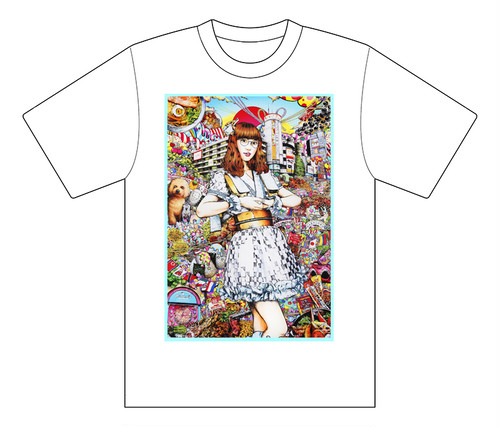 IDOL GRAPHICS Tシャツ:木村ミサ(むすびズム)