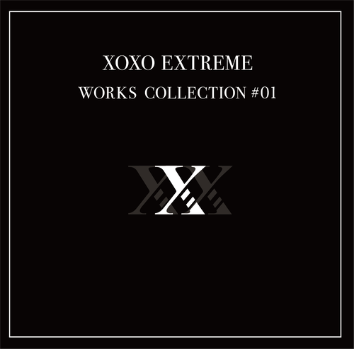 【通常盤】WORKS COLLECTION #01/xoxo(Kiss&Hug) EXTREME