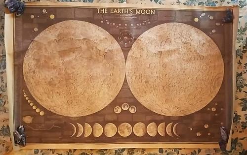 月面 ポスター