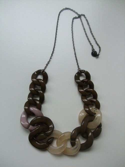 chain mix necklace