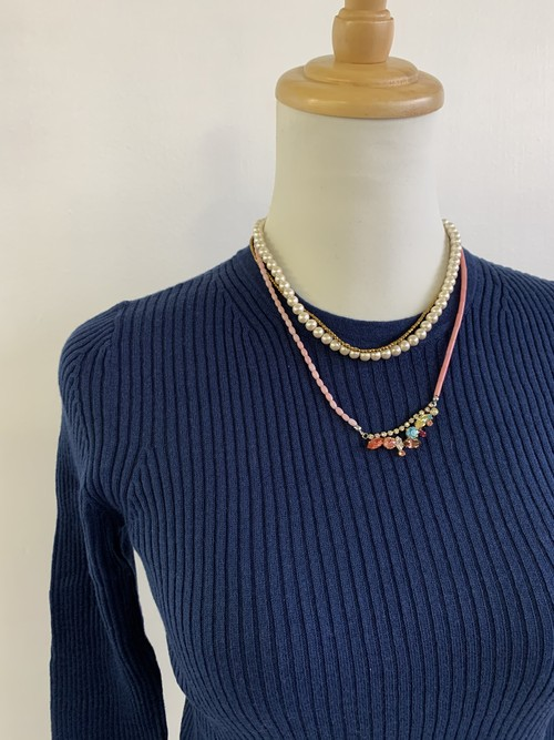 petite robe noire PRN172159 Necklace