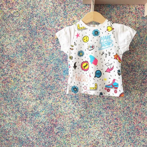 LITTLE MARC JACOBS/ POP BABY Tee