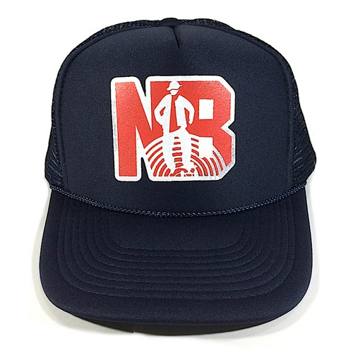 Cap - NB Mesh - Navy Blue