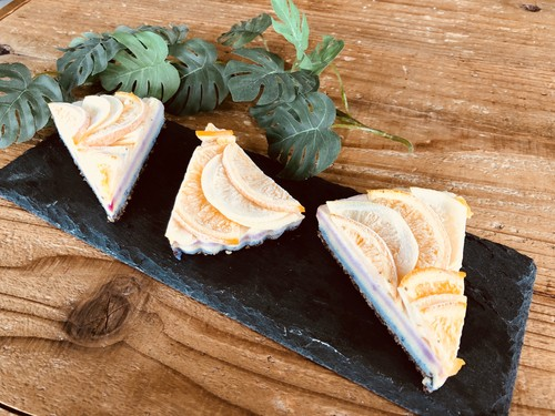 RAWレインボーチーズケーキ 3ピースセット