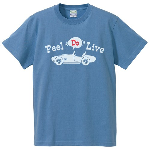 FeelDoLive LOGO T-shirts