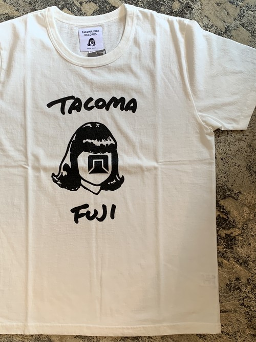 TACOMA FUJI RECORDS:HAND WRITING LOGO